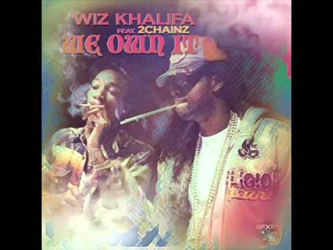 2 Chainz Ft. Wiz Khalifa - We Own It Instrumental