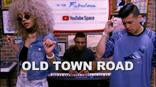 Old Town Road - Spencer X & Juanialys (Lil Nas X, Billy Ray Cyrus Cover)