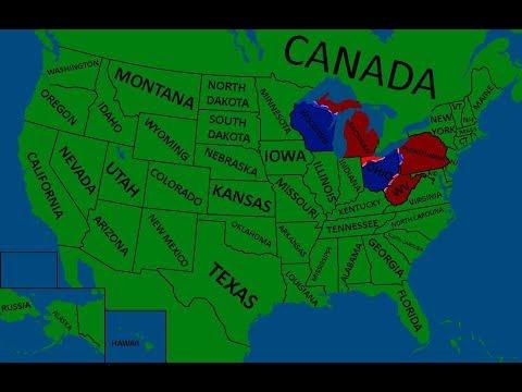 Reversed Strength America E1 - Weakened Powers, Unaffected Cities