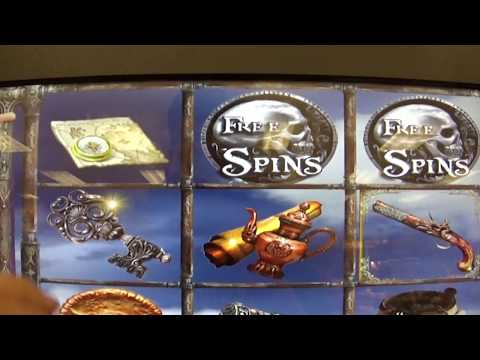 Pennsylvania Skill Machines! FREE SPINS! $4 Max Bet! Re-Trigger???