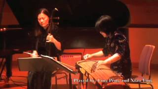 Erhu - Beautiful Chinese Music - Dream of Red Mansions - Ling Peng and Xiao Ying