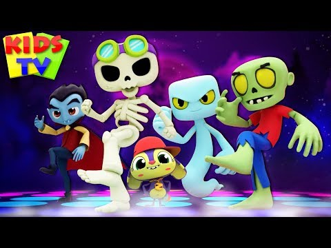 Oopsie Doopsie Halloween Dance Song + More Spooky Halloween Music for Kids