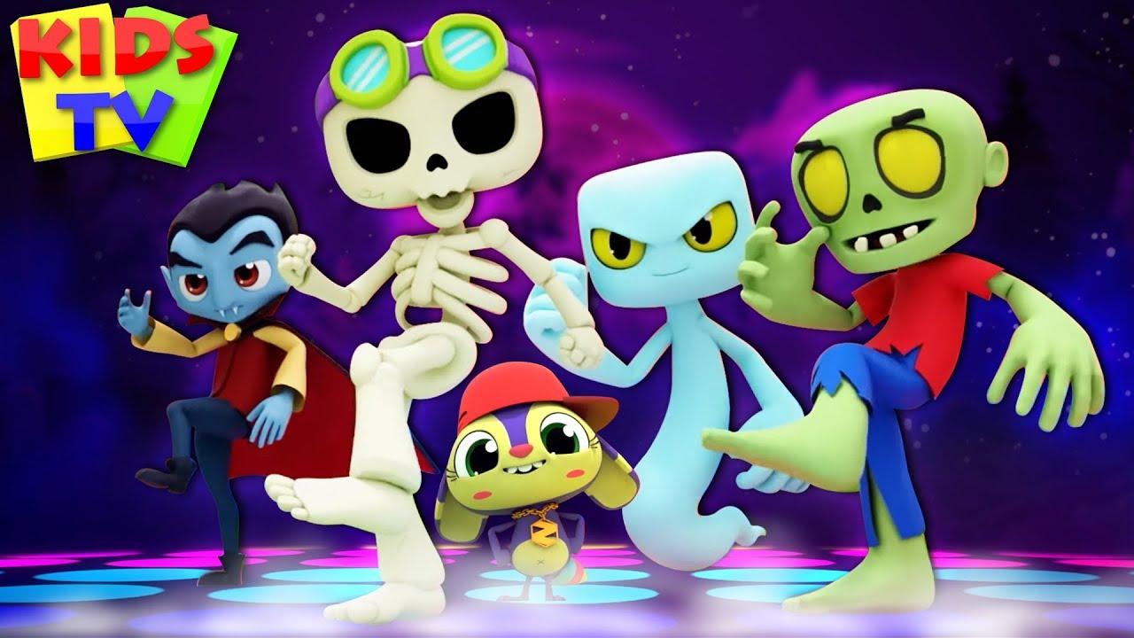 Download Oopsie Doopsie Halloween Dance Song + More Spooky Halloween Music for Kids
