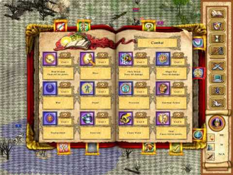 Heroes of Might and Magic IV : Gathering Storm Campaign - A Matter of Life and Death - The Dark Path