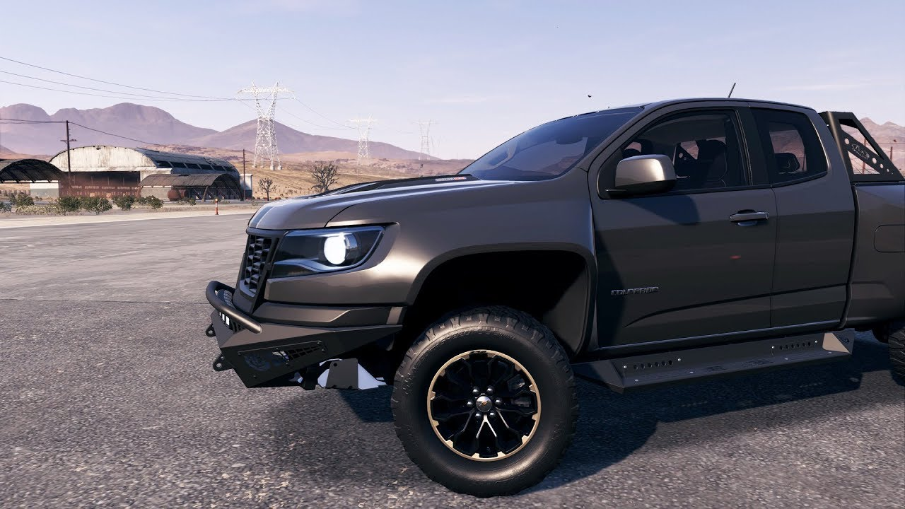 Chevy Colorado Need For Speed Payback Youtube