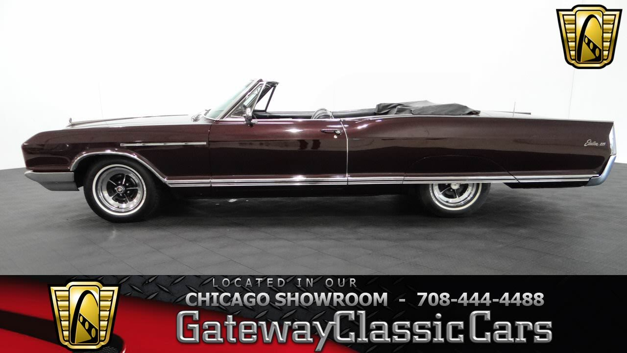 1966 Buick Electra 225 Gateway Classic Cars Chicago 819 Youtube Antique Car Wiring Terminals