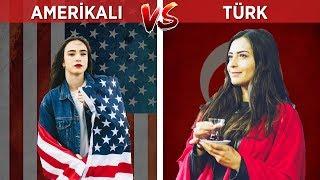 AMERİKAN VS TÜRK - KİM DAHA İYİ YAŞIYOR KARŞILAŞTIRMA (Yaşam Kalitesi)