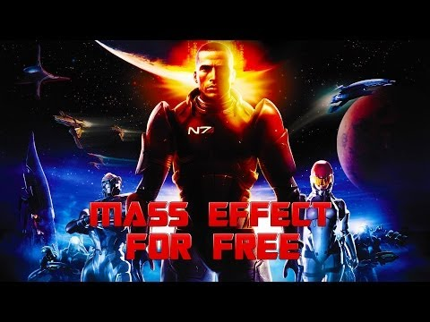 How to Get Mass Effect For Free For PC! + Gameplay!