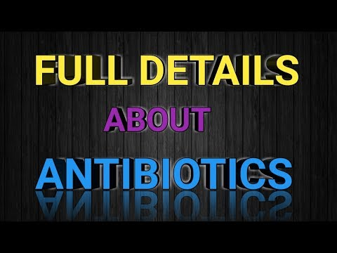 How to Know About Antibiotics Classifications   Mechanism Of Action   Uses   Pharma Guide