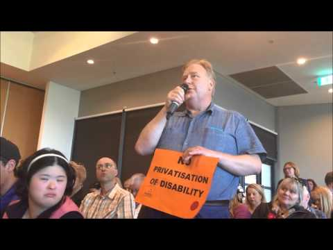 NDIS Forum - attracting and retaining quality staff
