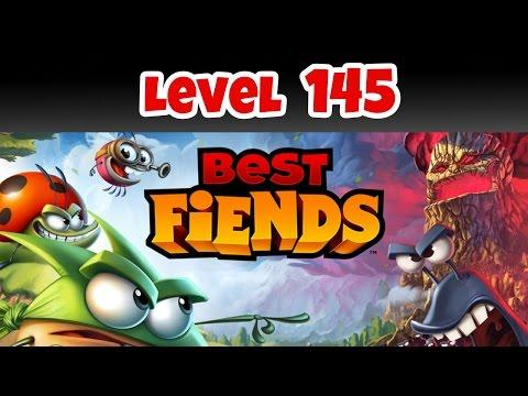 Best Fiends Level 145 Funky Fish