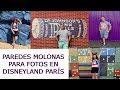 Donde hacerse fotos en Disneyland París
