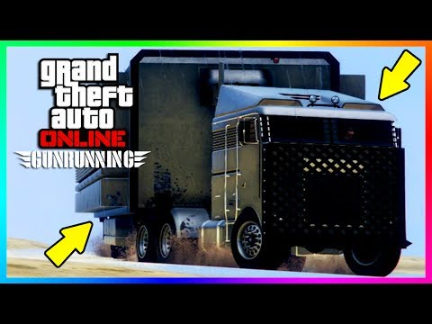Save 10 TIPS, SECRET DETAILS & HIDDEN FEATURES YOU WON'T KNOW ABOUT THE GTA ONLINE GUNRUNNING DLC (GTA 5) Pictures
