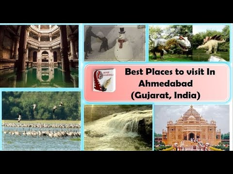 One day picnic spot near Ahmedabad | Places to visit near Ahmedabad | Gujarat Tourism, India |