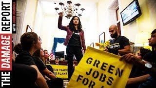 Green New Deal Gaining Momentum