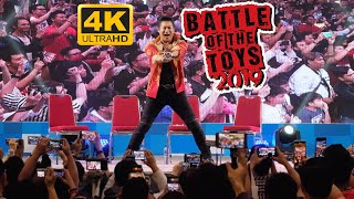 Battle Of The Toys 2019 - Bott 2019 Jakarta 4k