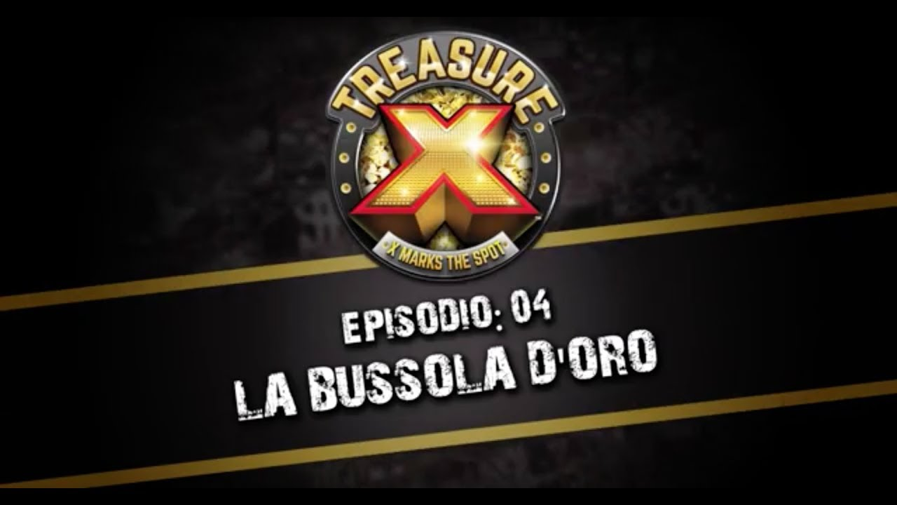 Giochi Preziosi | Treasure X - Episodio 4