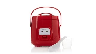 Elite Bistro Mini Rice Cooker