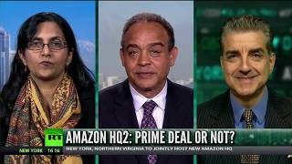 Amazon HQ2: A Prime Deal Or Not?