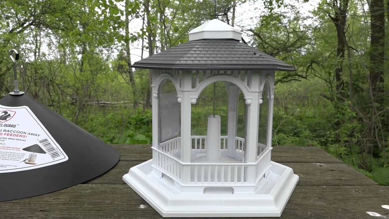 gazebo birdcage large ideas bird design feeder
