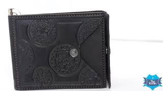 Зажим для денег Макей Монеты черный 568-07-03 купить в Украине. Обзор