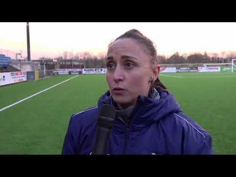 2020 RUSTLERS CUFL Women's Premier Division Final - Ulster University vs Maynooth University
