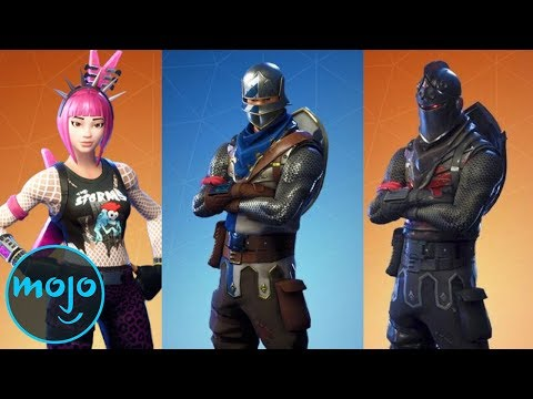Top 10 Best Rare Fortnite Skins