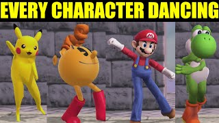 What if Every Character Could Dance/Pose Like Bayonetta in Super Smash Bros Wii U (Smash 4 Mods)