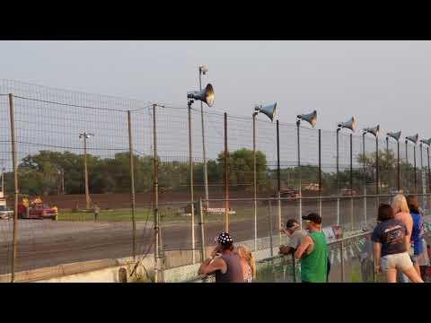 Lincoln County Raceway Sport Compact heat #2 8/12/18