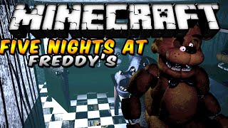 Minecraft  Five Nights at Freddy's MOD (El miedo no es una opción!)  ESPAÑOL TUTORIAL