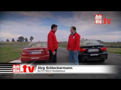 Neu 2011 : Mercedes C 350 vs. BMW 335i (E90N)   -   Test Video ....................Oeni