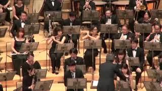 2017.10.17 NSO (Non Strings Orchestra) サントリーホールにて。