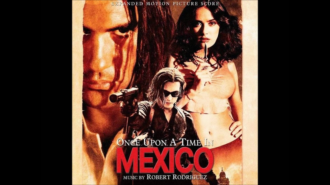 robert rodriguez film once upon time mexico structural rev