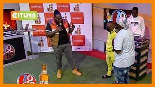 10 OVER 10 | DJ Maphorisa and Kabza giving us the amapiano vibes