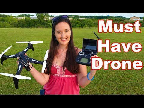 Must Have Beginner Drone - WLtoys Q393A FPV Quadcopter - TheRcSaylors