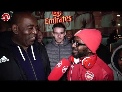 Arsenal 2-0 Everton | We Are Good Enough To Finish In The Top 4! (Ty)