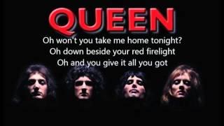 Queen Fat Bottomed girls (2011 remaster version) Lyrics