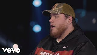 "Brooks & Dunn, Luke Combs - Luke Combs on ""Brand New Man"" (Reboot Album)"