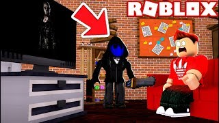 SCARY ROBLOX STORIES (Roblox Adventures RedHatter)