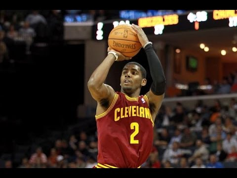 kyrie irving jump shot - photo #1