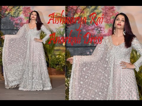 Aishwarya Rai Anarkali Dress