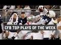 Top 10 Plays of College Football Week 5 | ESPN