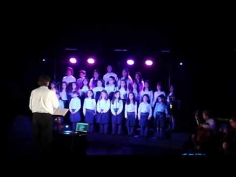 Coro Infantil Centro Escolar Santa Cruz Trindade - Chaves