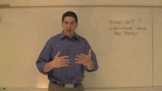 Macro Unit 5 Intro- FOREX and International Trade