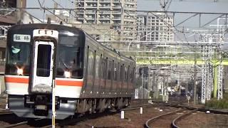 JR東海 東海道本線キハ75形(海ミオ)臨時 知多鉄道酢トーリー号 thumbnail