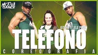 Baixar Teléfono - Aitana x Lele Pons (Remix) | Motiva Dance (Coreografia)