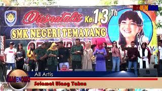 Download Video ALL ARTIS Om JITUNADA -  SELAMAT ULANG TAHUN (SMKN Temayang) MP3 3GP MP4