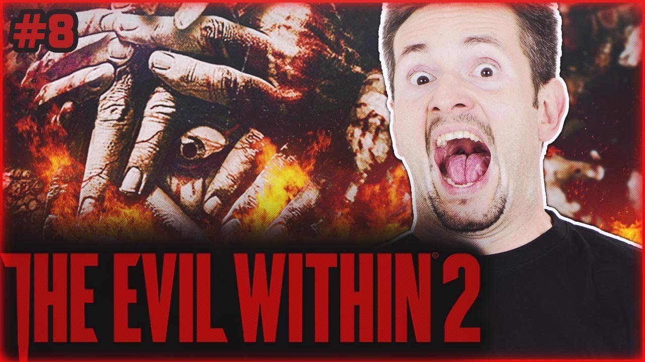 NASIENIE ZŁA | THE EVIL WITHIN 2 | HORROJKI GAMEPLAY #8