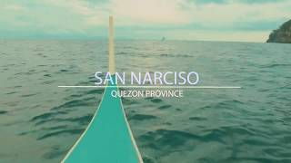 San Narciso, Quezon Province, Philippines Travel Video