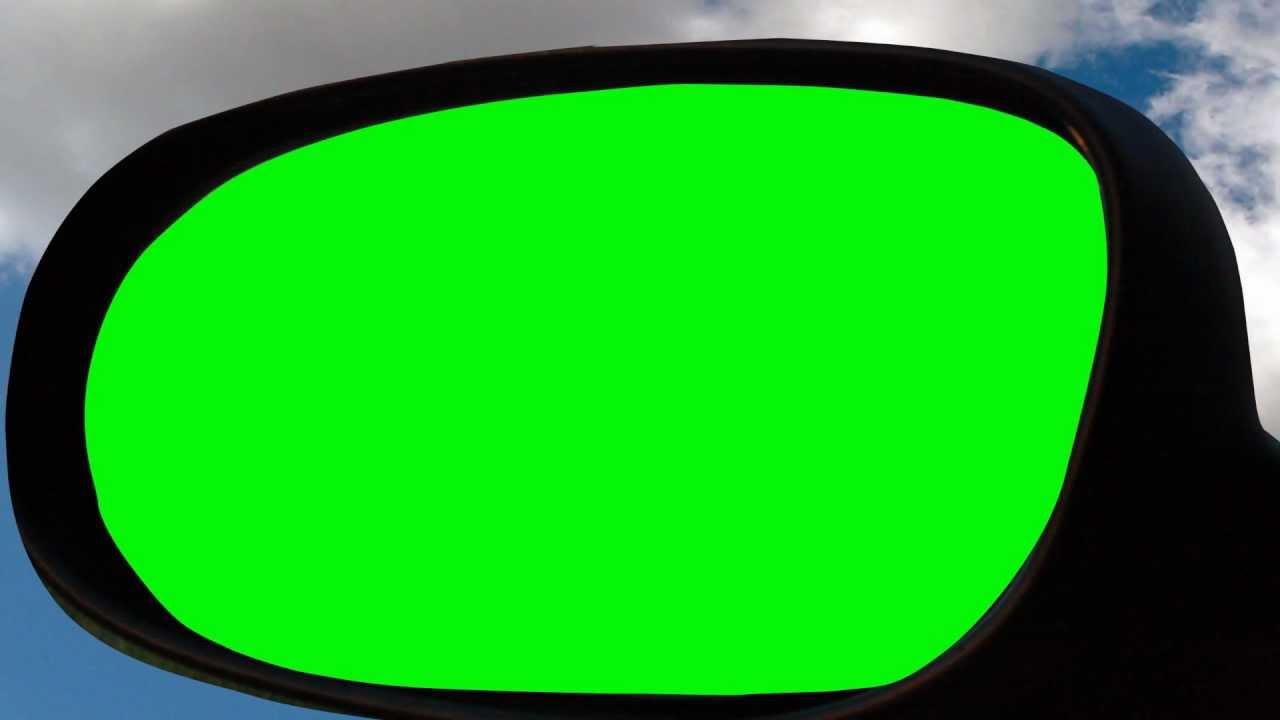 green screen car mirror youtube. Black Bedroom Furniture Sets. Home Design Ideas